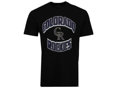 Colorado Rockies '47 MLB Men's Splitter Grandstand T-Shirt