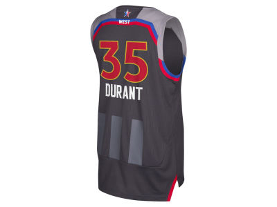 NBA All Star Kevin Durant adidas 2017 NBA Men's All Star Swingman Jersey