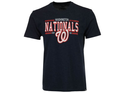 Washington Nationals MLB Men's Club Lineup T-Shirt