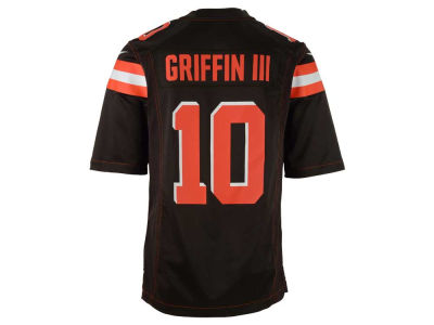 Cleveland Browns Robert Griffin III Nike NFL Men's Game Jersey