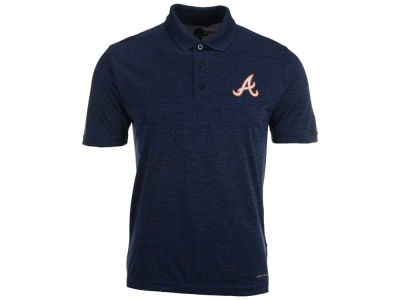 Atlanta Braves Majestic MLB Men's First Hit Polo