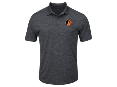 Baltimore Orioles Majestic MLB Men's First Hit Polo
