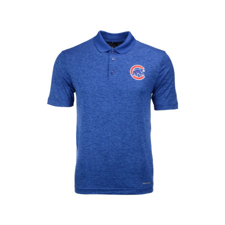Chicago Cubs Majestic MLB Men's First Hit Polo