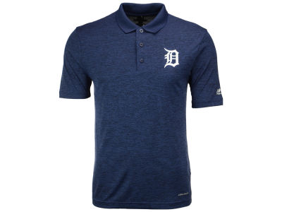 Detroit Tigers Majestic MLB Men's First Hit Polo