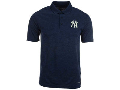 New York Yankees Majestic MLB Men's First Hit Polo