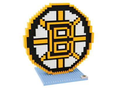Boston Bruins BRXLZ 3D Logo Puzzle