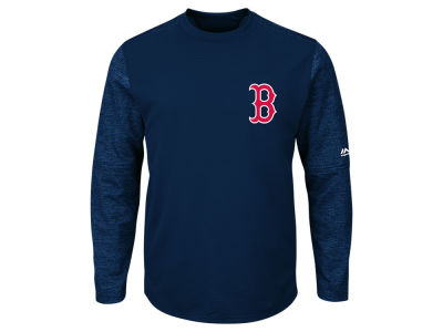 Boston Red Sox Majestic MLB Men's AC On-Field Tech Fleece