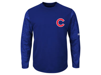 Chicago Cubs Majestic MLB Men's AC On-Field Tech Fleece