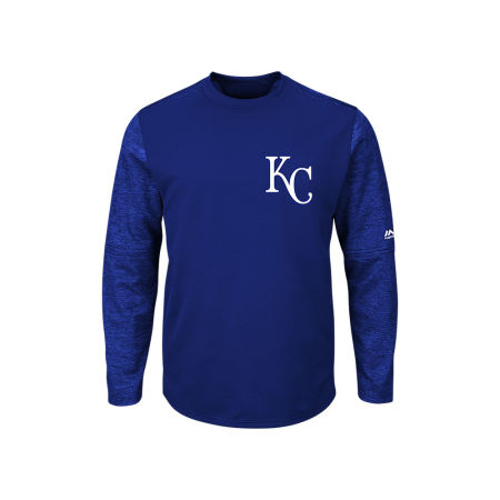 Kansas City Royals Majestic MLB Men's AC On-Field Tech Fleece
