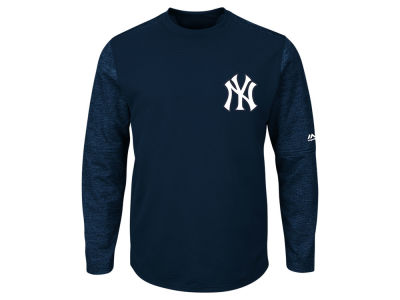 New York Yankees Majestic MLB Men's AC On-Field Tech Fleece