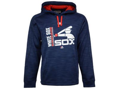 Chicago White Sox Majestic MLB Men's On-Field Icon Hoodie