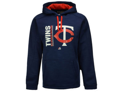Minnesota Twins Majestic MLB Men's On-Field Icon Hoodie