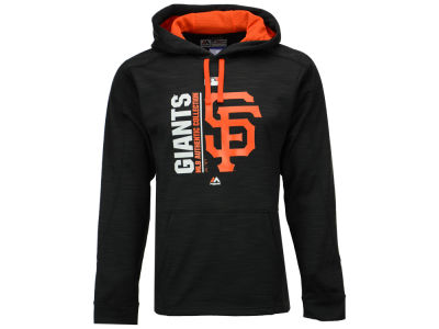 San Francisco Giants Majestic MLB Men's On-Field Icon Hoodie