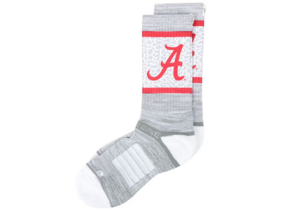 Alabama Crimson Tide Strideline NCAA Strideline Crew Socks
