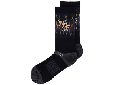 University of Central Florida Knights Strideline NCAA Strideline Crew Socks II