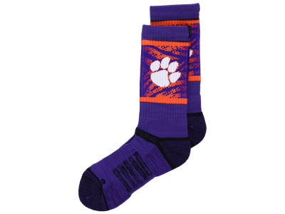 Clemson Tigers Strideline NCAA Strideline Crew Socks