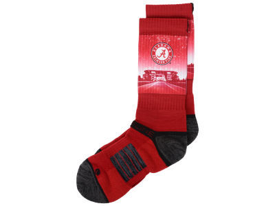 Alabama Crimson Tide Strideline Strideline Campus Stadium Socks