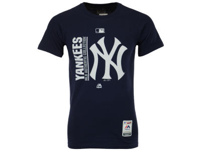 New York Yankees Majestic MLB Men's AC Icon T-Shirt