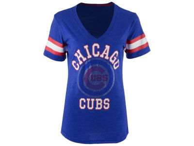 Chicago Cubs G-III Sports MLB Women's Triple Play T-Shirt