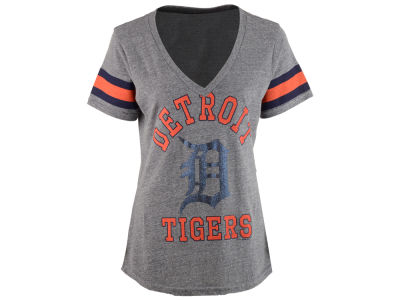 Detroit Tigers G-III Sports MLB Women's Triple Play T-Shirt