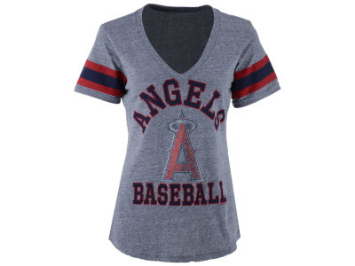 Los Angeles Angels GIII MLB Women's Triple Play T-Shirt