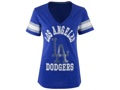 Los Angeles Dodgers G-III Sports MLB Women's Triple Play T-Shirt