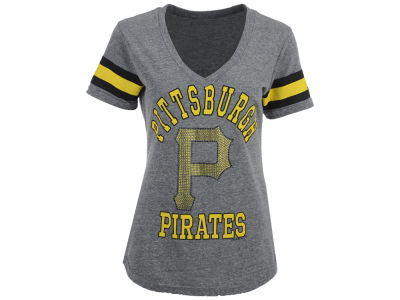 Pittsburgh Pirates G-III Sports MLB Women's Triple Play T-Shirt