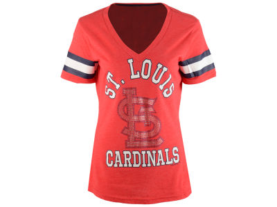 St. Louis Cardinals GIII MLB Women's Triple Play T-Shirt