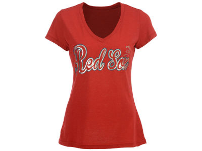 Boston Red Sox GIII MLB Womens Breakaway T-Shirt