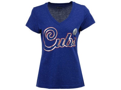 Chicago Cubs G-III Sports MLB Womens Breakaway T-Shirt