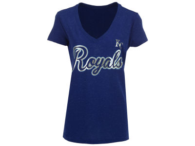 Kansas City Royals G-III Sports MLB Womens Breakaway T-Shirt