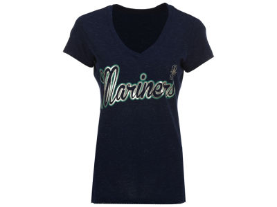 Seattle Mariners GIII MLB Womens Breakaway T-Shirt