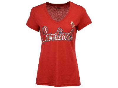 St. Louis Cardinals GIII MLB Womens Breakaway T-Shirt