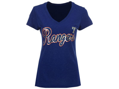 Texas Rangers G-III Sports MLB Womens Breakaway T-Shirt