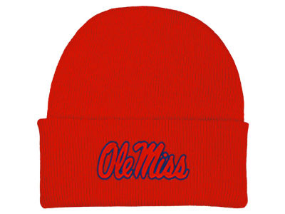Ole Miss Rebels NCAA Newborn Knit Cap