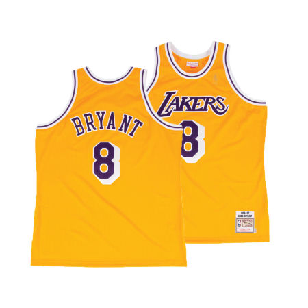 Los Angeles Lakers Kobe Bryant Mitchell & Ness NBA Authentic Jersey