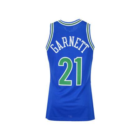 Minnesota Timberwolves Kevin Garnett Mitchell & Ness NBA Authentic Jersey