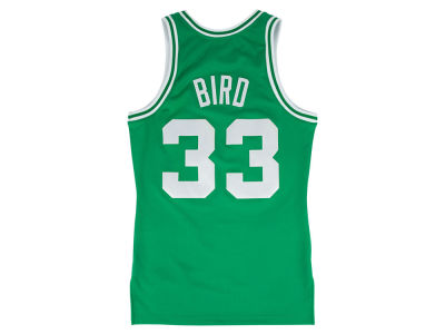 Boston Celtics Larry Bird Mitchell and Ness NBA Authentic Jersey