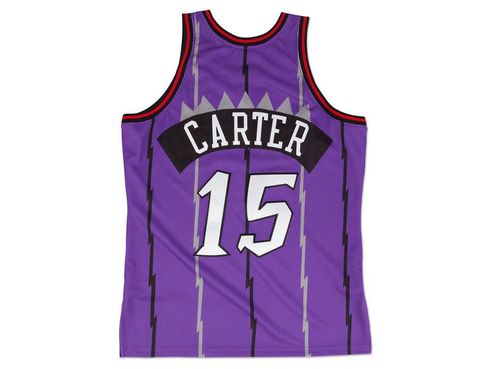 8c6b719d9 Toronto Raptors Vince Carter Mitchell   Ness NBA Authentic Jersey