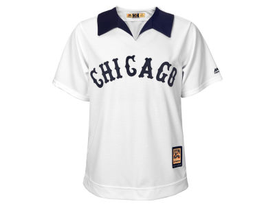 Chicago White Sox Majestic MLB Men's Cooperstown Blank Replica Cool Base Jersey