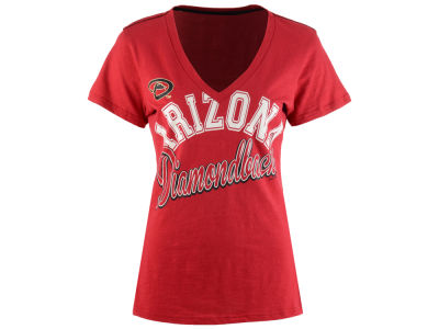 Arizona Diamondbacks G-III Sports MLB Women's Homefield T-Shirt