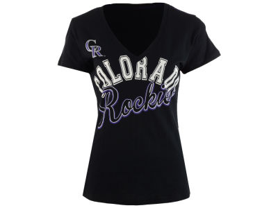 Colorado Rockies G-III Sports MLB Women's Homefield T-Shirt