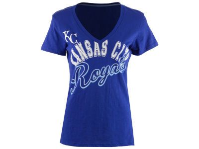 Kansas City Royals G-III Sports MLB Women's Homefield T-Shirt