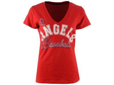 Los Angeles Angels GIII MLB Women's Homefield T-Shirt