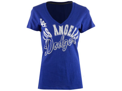 Los Angeles Dodgers GIII MLB Women's Homefield T-Shirt