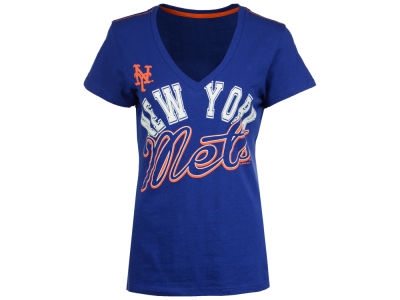 New York Mets G-III Sports MLB Women's Homefield T-Shirt