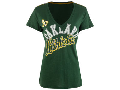 Oakland Athletics GIII MLB Women's Homefield T-Shirt