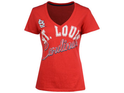 St. Louis Cardinals GIII MLB Women's Homefield T-Shirt