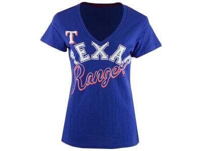 Texas Rangers G-III Sports MLB Women's Homefield T-Shirt