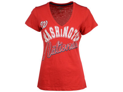 Washington Nationals G-III Sports MLB Women's Homefield T-Shirt